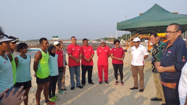 Modern Pentathlon Optimis Rebut 1 Medali Emas di SEA Games 2019