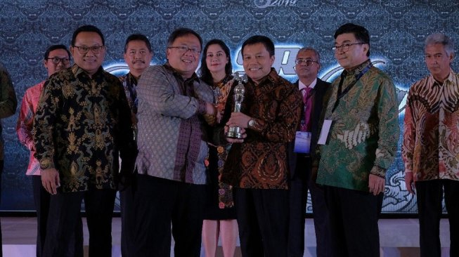 Pupuk Indonesia Grup Raih The Asia Sustainability Reporting Rating 2019