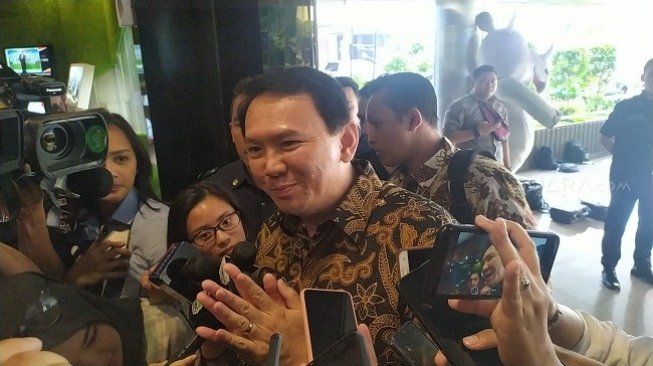 Image result for ahok di tuban""