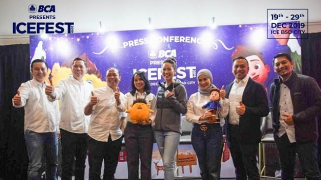 The Biggest Family Expo and Festival Icefest 2019 akan Digelar 11 Hari