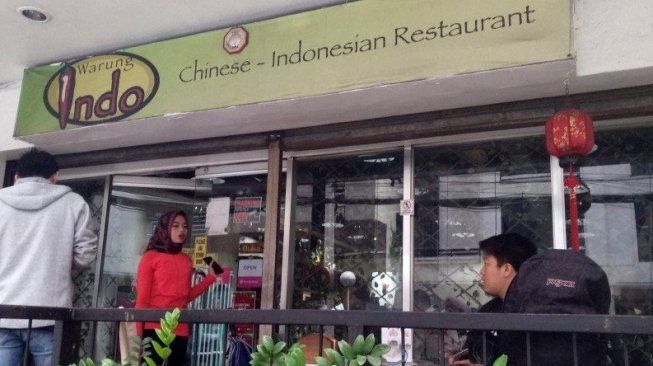 SEA Games: Warung Indo di Filipina 'Kebanjiran' Kontingen Indonesia