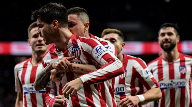 Link Live Streaming Atletico Madrid vs Liverpool