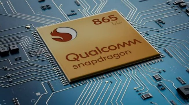 Qualcomm Snapdragon 865. [YouTube/@Qualcomm Snapdragon]