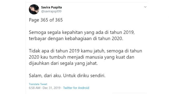 Trending topic page 365 of 365. [Twitter]