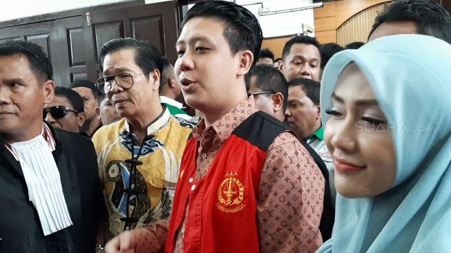 Pablo Benua Ternyata Anak Angkat Anton Medan