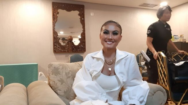 Agnez Mo Optimis Kalahkan BTS di iHeartRadio Music Awards