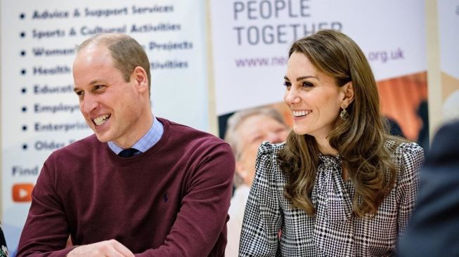 Pangeran Harry dan Kate Middleton. (Instagram/@kensingtonroyal)