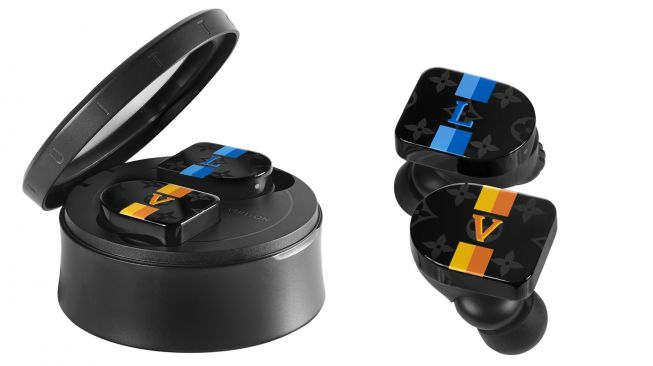 Earbuds Louis Vuitton. [Masterdynamic]