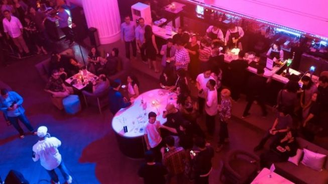 Artotel Rasa Luncurkan Rhythm Room Space and Bar