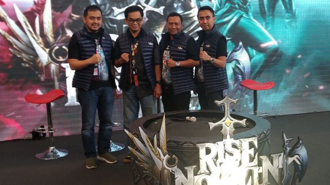 Telkomsel Rilis Game Rise of Nowlin