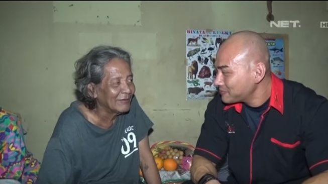 Naniel Yakin dan Deddy Corbuzier [YouTube/Net Entertainment News]