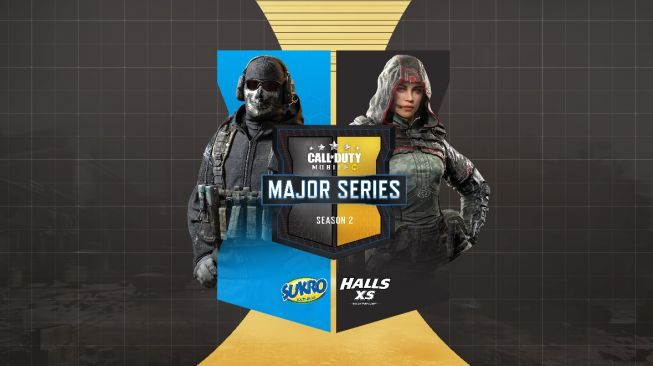 Delapan Tim ke Final Garena Call of Duty: Mobile Major Series Season 2