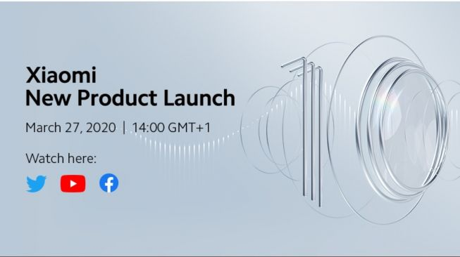 The Market Launch Of The Mi 10. [Twitter]