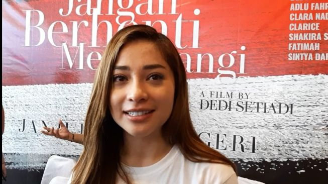 Nikita Willy [Herwanto/Suara.com]