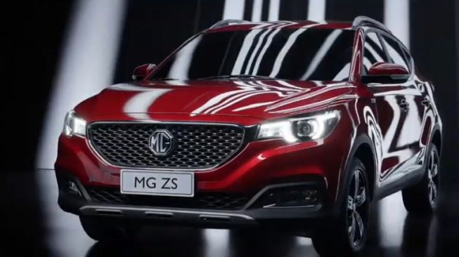 MG ZS Scarlet Red [MG Motor Indonesia]