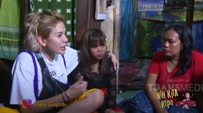 Potret rumah Cimoy Montok [YouTube/Trans TV Official]