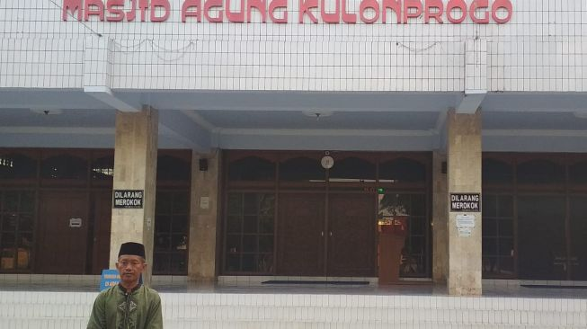Kabar Baik, Masjid Agung Kulon Progo Bersiap Kembali Dibuka untuk Jamaah