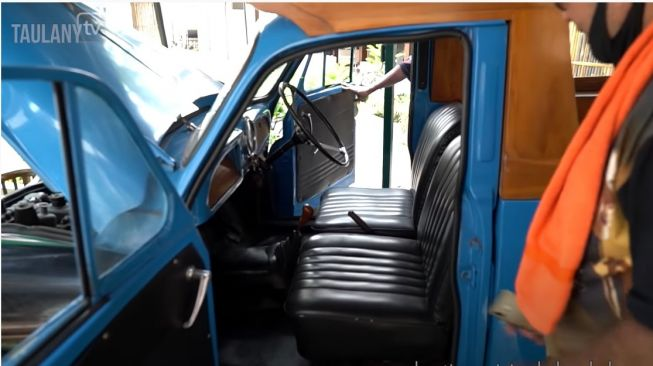 Interior mobil oplet Si Doel (Youtube-Taulany TV)