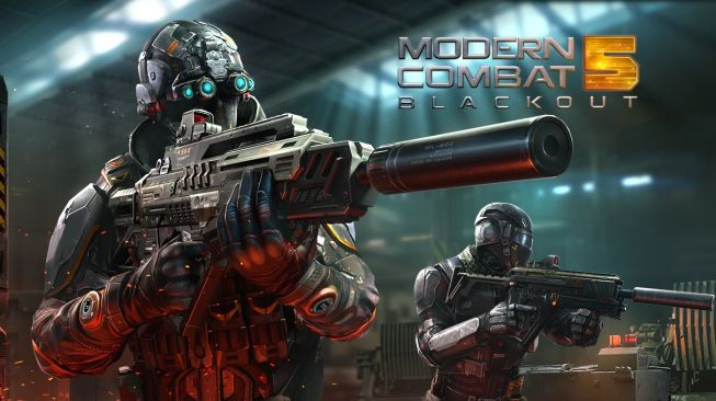Review Game FPS Modern Combat 5: Blackout