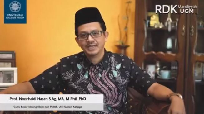 Video Bahas Radikalisme di Channel YouTube UGM Dihapus, Begini Jawaban RDK