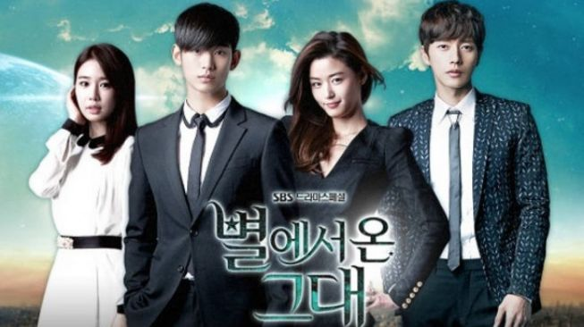 Poster serial drama My Love From The Star