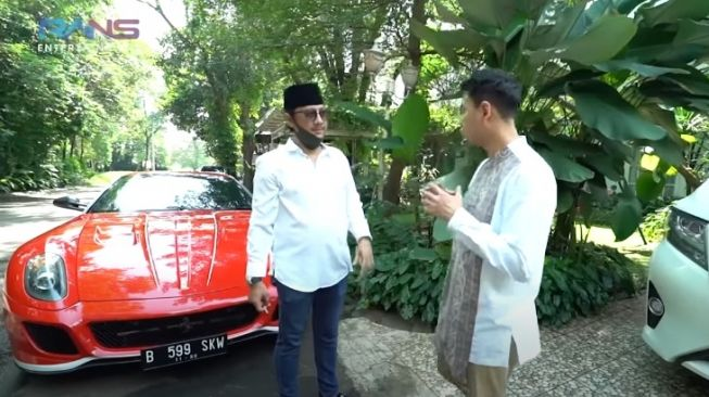 Raffi Ahmad dan Andre Taulany [YouTube/Rans Entertainment]
