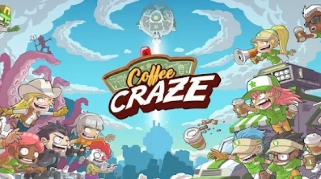 Coffee Craze game
