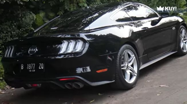 Ford Mustang Sule (Youtube-Kuy Entertainment)