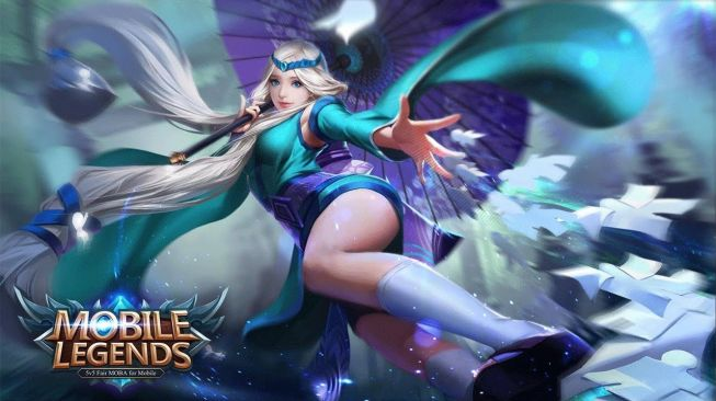 Andalan RRQ Lemon Jadi Top Global, Ini Kisah Kagura Mobile Legends