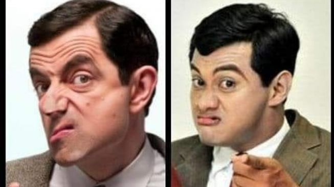 Vico Mr Bean