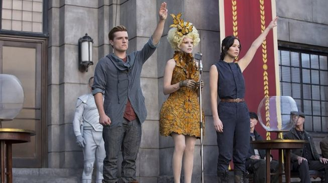 Film The Hunger Games: Catching Fire [imdb]