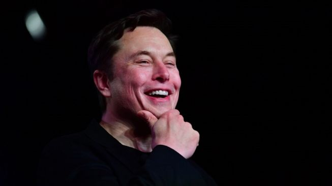 Elon Musk. [Frederic J. Brown/AFP]