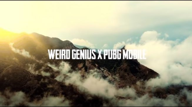 PUBG Mobile kolaburasi dengan Weird Genius? [YouTube/@PUBG Mobile Indonesia]