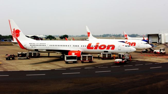 Lion Air Group Tunda Penerbangan Khusus