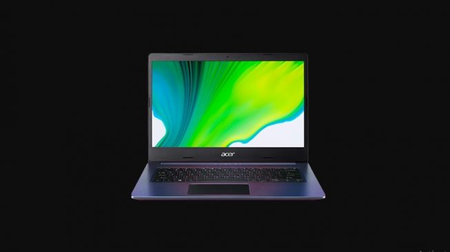 Aspire 5 Magical Color. [Acer Indonesia]
