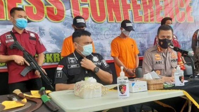 Tawuran di Wilayah Bandara Soetta, 1 Pelajar Putus Tulang Pengumpil Tangan