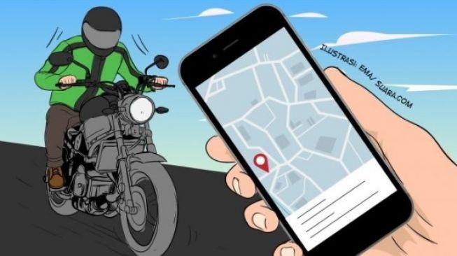 Customer Hina Driver Ojol 'Tak Berpendidikan', Langsung Dapat Balasan Menohok