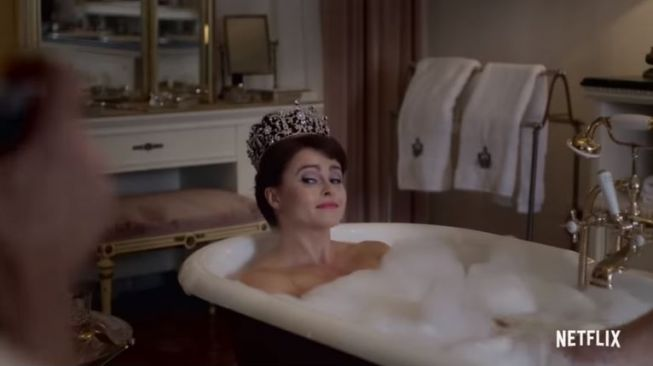 Putri Margaret Diperankan Helena Bonham Carter (youtube.com/ONE Media)