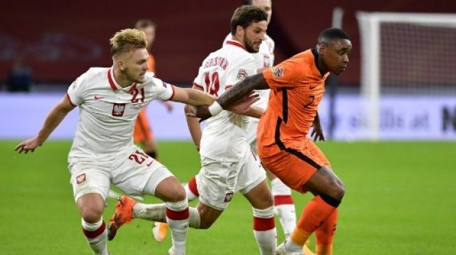 Uefa Nations League Results Netherlands Defeats Poland Italy Draws On Bosnia
