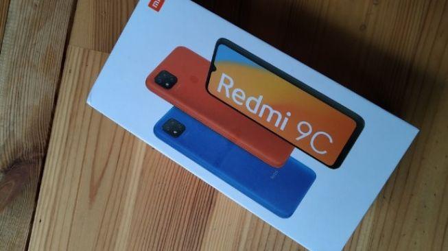 Xiaomi Redmi 9C. (Dok : Xiaomi)
