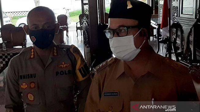 Pasien Covid-19 di Banyumas Tak Tertampung, Pemkab Siapkan Rumah Karantina