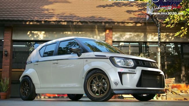 "Suzuki Ignis ""Time Attack"" by Garasi Drift [Dok IMX]."