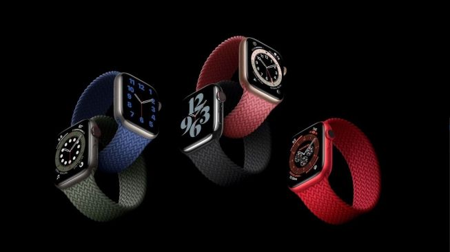 Apple Watch 6 Series. [Apple]