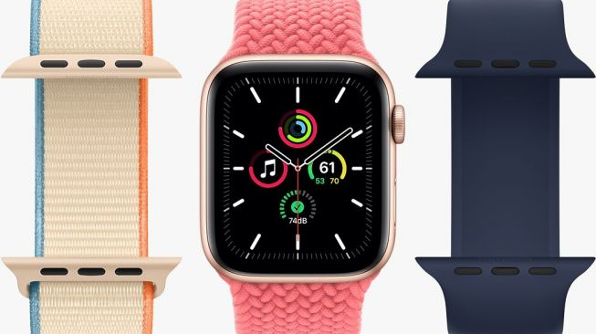Apple Watch SE. [Apple]