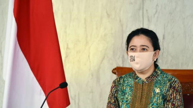 Ketua DPR RI Puan Maharani. (Dok : DPR).