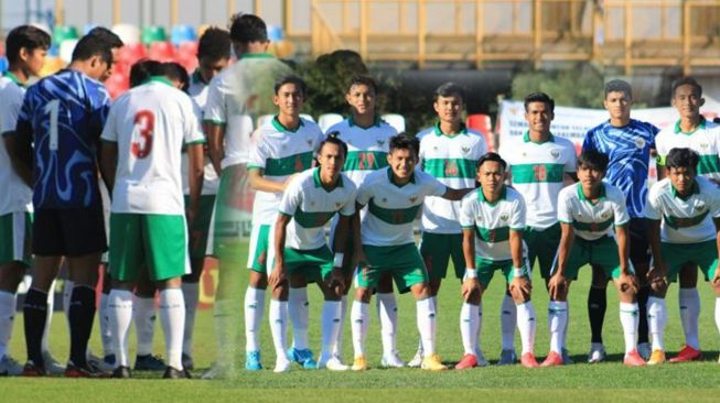 Link Live Streaming Timnas Indonesia U-19 Vs Dinamo Zagreb