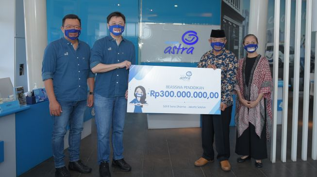 Asuransi Astra Terima Indonesia Branding Campaign of The Year 2021