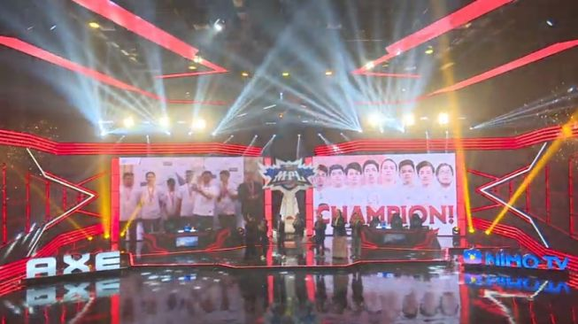 Back to Back Champion, RRQ Hoshi Jadi Jawara MPL Indonesia Season 6