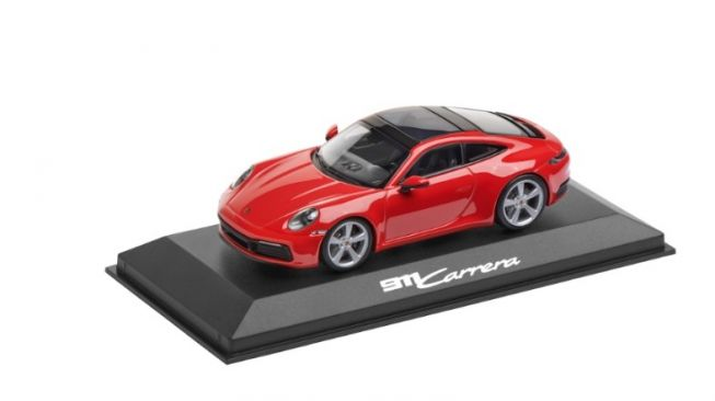 Diecast model Porsche 911 Carrera [Porsche Indonesia].
