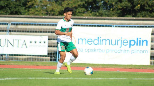 Ikut TC Timnas U-19 di Kroasia, Pemain Persija Ini Dapat Banyak Manfaat